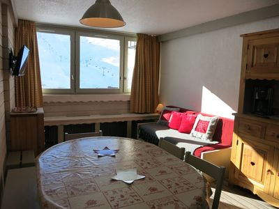Photo for PLEASANT 2 ROOM APARTMENT  FULLY RENOVATED AT THE FOOT OF THE SLOPES - BOLLIN 39