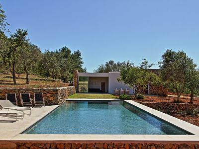 Photo for Can Fina charming renovated ibizan finca with pool quiet great location 6 bedr