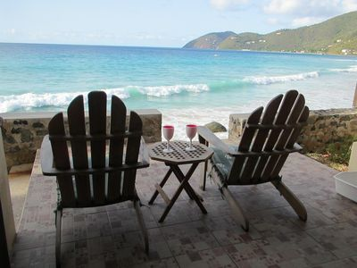Photo for Ocean Front At Little Apple Bay