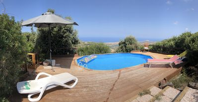 Photo for Villa Marcella little farmhouse with private pool and free wi-fi