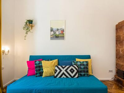 Photo for Ivy's-Your cosy HOME->Bohemian quarter*Skadarlija*