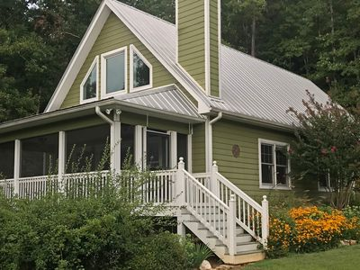Relaxing Get-a-Way; Close to Town; Screen Porch; Pond; Outdoor Adventure Base