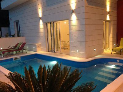 Photo for New Exclusive Villa 4*DE LUXE With Outdoor Pool, Best View, Directly On The Sea