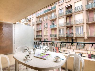 Photo for Apartment Le Daphnée  in Nice, Cote d'Azur - 4 persons, 1 bedroom