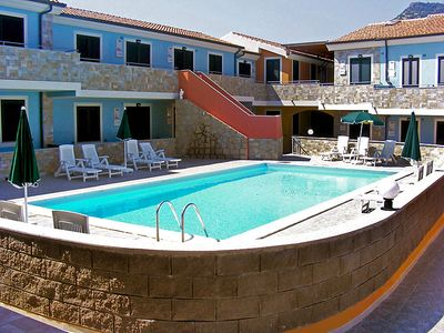 Photo for 2 bedroom Apartment, sleeps 5 in La Ciaccia with Pool