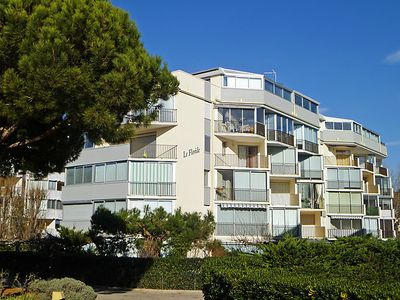 Photo for One bedroom Apartment, sleeps 4 in Le Grau-du-Roi with WiFi