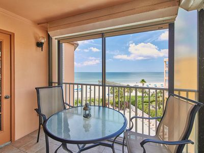 Photo for FALL SPECIALS 2019 ** Spectacular Beach and Gulf Views heated pool and BBQ, free wifi and Long Distance USA/CA