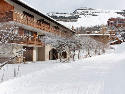 Photo for 2 room apartment for 4 people, renovated, on the edge of the ski slope