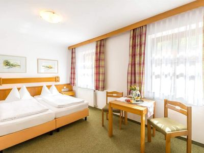 """Photo for Double room """"Arnika"""" in the country hotel - Hotel Almrösl"""