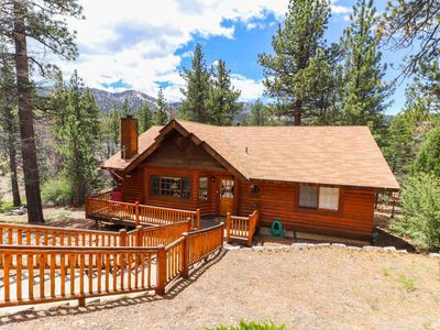 Photo for Evergreen Escape: Ski Slope Views! Cable & WiFi! Grill on the Propane BBQ!
