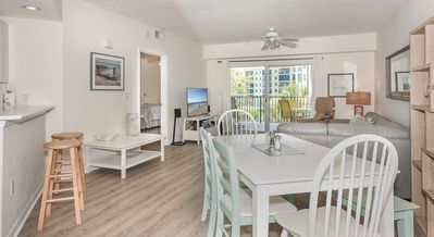 Photo for Come take in these beautiful views of the ocean in this gorgeous 2/2 Condo. OW1-302