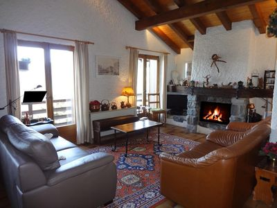 Photo for Typical chalet, for rent, in the heart of Les Esserts. Ideal for family holidays.