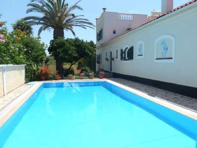Photo for HUGE DISCOUNT ON OUR SEAFRONT VILLA DUE TO CANCELLATION