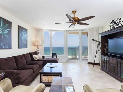 Photo for Beautiful Direct Ocean Front - Pet Friendly Unit- Rentals Re-Opened!!