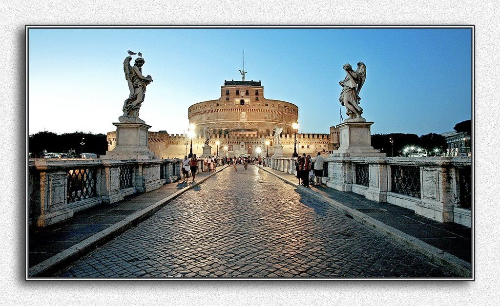 Rome Luxury Apartment In Front Of S Angel Homeaway