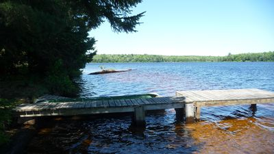 Photo for Pictured Rocks area Lake Front Cottage  in Upper Peninsula Michigan