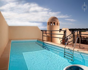 Photo for First Line Luxury Penthouse With Own Swimming Pool In Its Solarium Close To The
