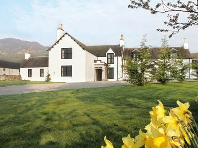 Photo for Large 7-bedroom Scottish house sleeping up to 15 in beautiful Highlands setting