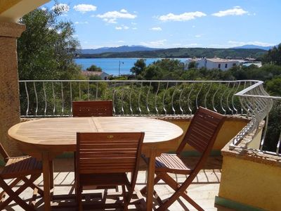 Photo for 3 bedroom Villa, sleeps 10 with Air Con and Walk to Beach & Shops