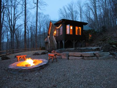 Secluded Cozy Cabin Mountain Getaway