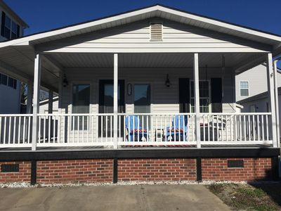 Photo for AUGUST 24-31/SEPT-OCT AVAIL./2bedrooms, 1.5 bath, GOLFCART, WIFI SUPERCLEAN!