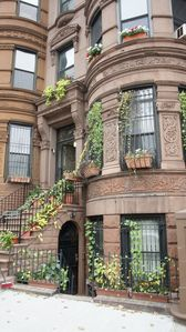 Charming, Spacious Two-Bedroom Brownstone Apartment with ...