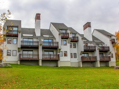 Photo for Ski-in/ski-out condo with views & access to a pool, hot tubs, a gym, and tennis!