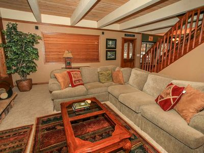Photo for House 742 m from the center of Big Bear Lake (983744)