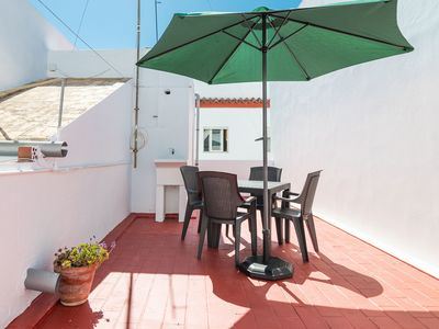 Photo for Central Home Close to Beach with Terrace, Original Tiling & Air Conditioning