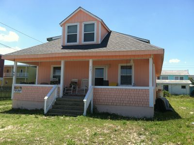 4BR Cottage Vacation Rental in Kure Beach, North Carolina