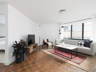 Photo for Modern 1BR in Back Bay by Sonder
