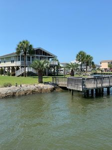 Photo for Beautiful beach house located on the Intracoastal Waterway with Canal Access!