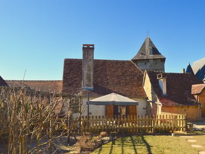 Photo for Stylish village gîte with private garden