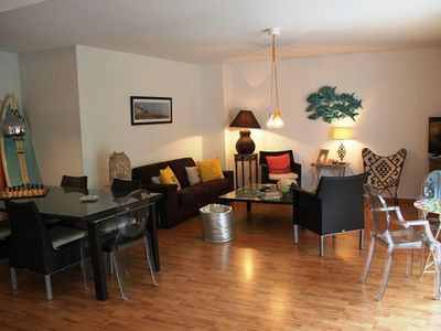 Photo for Beautiful apartmentin a residence in city center