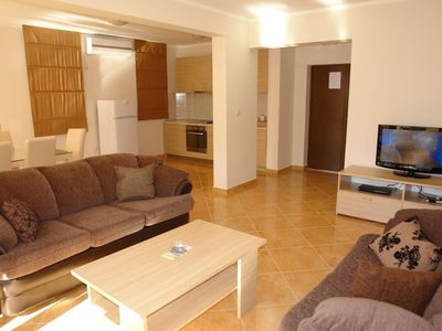 Photo for Franeta Two-bedroom Apartment, 1st floor, street view, No.5