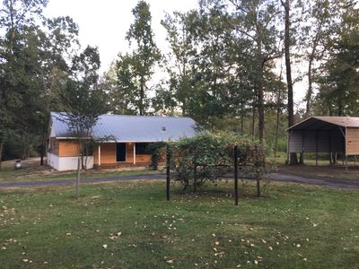 Photo for Come By Our Cabin On Toledo Bend!  NEW UPDATED NIGHTLY RATE!! ANY night $180!!!