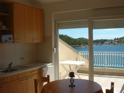 Photo for Apartment Jadro  A3(2+1)  - Drage, Riviera Biograd, Croatia