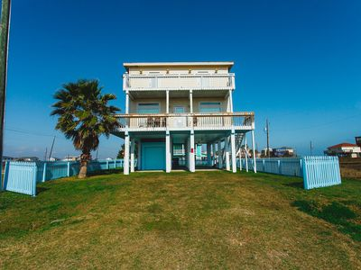 Photo for Truly paradise on the beach...perfect views of the gulf and intercoastal waters