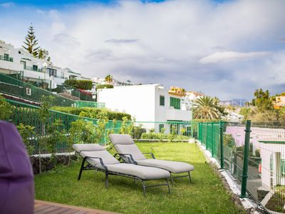 Photo for BUNGALOW WITH WONDERFUL VIEWS AND LARGE TERRACE WITH BREAKFAST INCLUDED