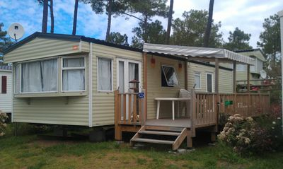 Photo for Mobile home comfortable Les Mathes