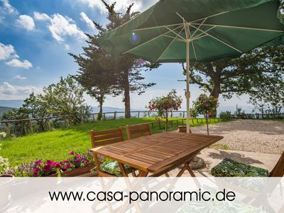 Photo for CASA PANORAMIC - with a fantastic panoramic view of the landscape