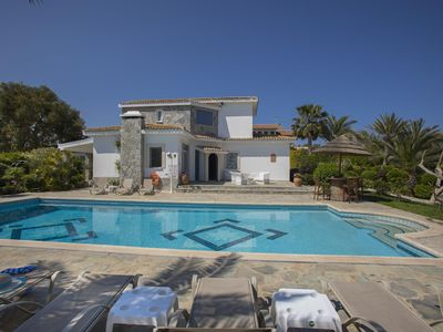 Photo for Luxury Villa In Ayia Napa With A Pool near the beach!