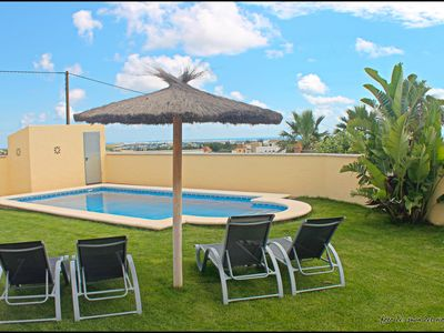 Photo for Villa with WIFI, BBQ and swimming pool