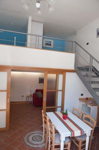 Photo for Holiday home for 4 people in the historic center of Naples, in Mergellina wifi grati