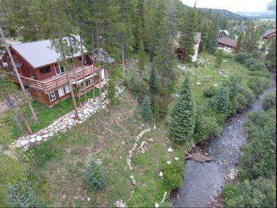 Photo for Daybreak on the Blue Home Hot Tub Breckenridge Vacation Rental