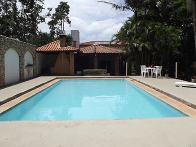 Photo for Wooded Farm w / Party Room - Near Fonte Sonia - Valinhos - SP.
