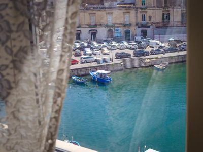 Photo for Ortigia Bellavista - Balcony Sea View - Parking - WiFi