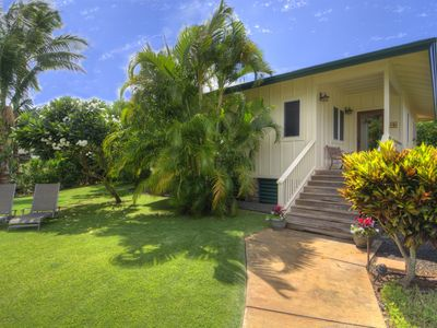 Photo for Charming 2 Bd/2 Ba Cottage, 3 Minute Stroll to Baby Beach, LAST MINUTE RATES