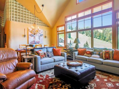 Photo for PENTHOUSE @ Zephyr | Ski In\Ski Out | 3BD | Room To Spread Out