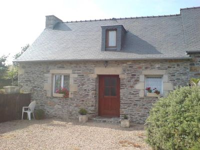Photo for 2BR Cottage Vacation Rental in Garlan, Bretagne